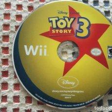 Videojuegos y Consolas: TOY STORY 3 DISNEY PIXAR NINTENDO WII VIDEOJUEGO KREATEN. Lote 134556682