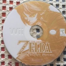 Videojuegos y Consolas: THE LEGEND OF ZELDA TWILIGHT PRINCESS NINTENDO WII VIDEOJUEGO KREATEN. Lote 134558586