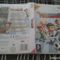 Videojuegos y Consolas: KIDZ SPORTS INTERNACIONAL FOOTBAN NINTENDO WII - PAL ESPAÑA. Lote 134917506