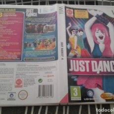 Videojuegos y Consolas: JUST DANCE 4 NINTENDO WII COMPLETO PAL ESPAÑA NINTENDO WII -. Lote 134918822