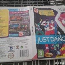 Videojuegos y Consolas: JUST-DANCE-3-COMPLETO-PAL-ESPANA-NINTENDO-. Lote 134919562