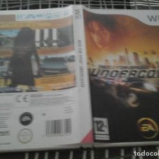 Videojuegos y Consolas: NEED FOR SPEED UNDERCOVER * WII PAL ESPAÑA. Lote 134921794