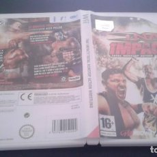 Videojuegos y Consolas: TNA IMPACT! TOTAL NONSTOP ACTION WRESTLING WII. Lote 135009574