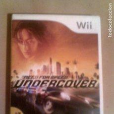 Videojuegos y Consolas: JUEGO NEED FOR SPEED UNDERCOVER. Lote 135061326
