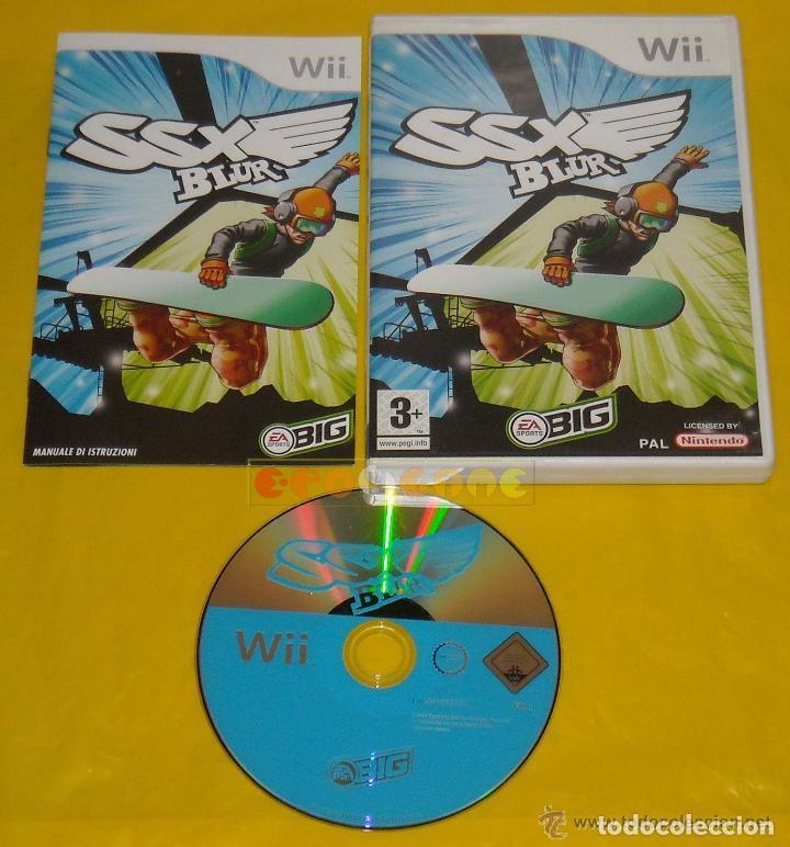 JUEGO NINTENDO WUU SSX BLUR (Juguetes - Videojuegos y Consolas - Nintendo - Wii)