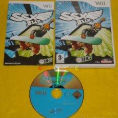 Videojuegos y Consolas: JUEGO NINTENDO WUU SSX BLUR. Lote 135377186