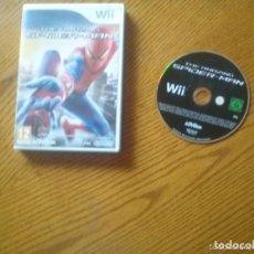 Videojuegos y Consolas: JUEGO NINTENDO WII THE AMAZING SPIDER-MAN. Lote 135740979
