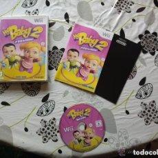 Videojuegos y Consolas: JUEGO NINTENDO WII MY BABY 2. Lote 136562542