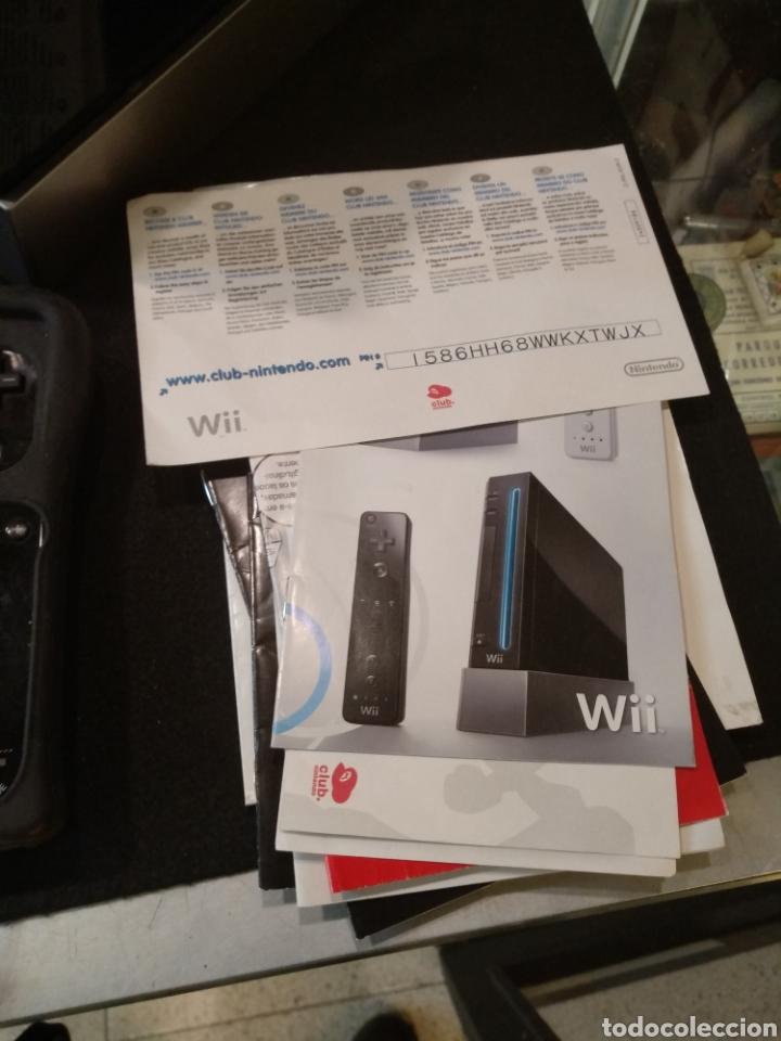 Videojuegos y Consolas: Consola Wii completa con 2 juegos metrood y wii sports. Funciona - Foto 5 - 138043554