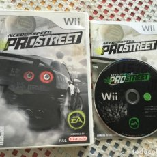 Videojuegos y Consolas: NEED FOR SPEED PRO STREET NINTENDO WII KREATEN. Lote 138863946