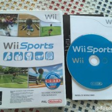 Videojuegos y Consolas: WII SPORTS WII NINTENDO WII KREATEN. Lote 138895846