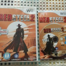 Videogiochi e Consoli: RED STEEL 2 REQUIERE WII MOTION PLUS NINTENDO WII KREATEN. Lote 140011534