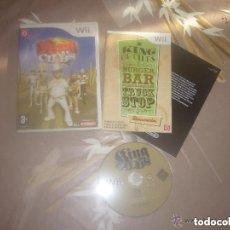 Videojuegos y Consolas: JUEGO NINTENDO WII KING OF CUBS. Lote 140664554