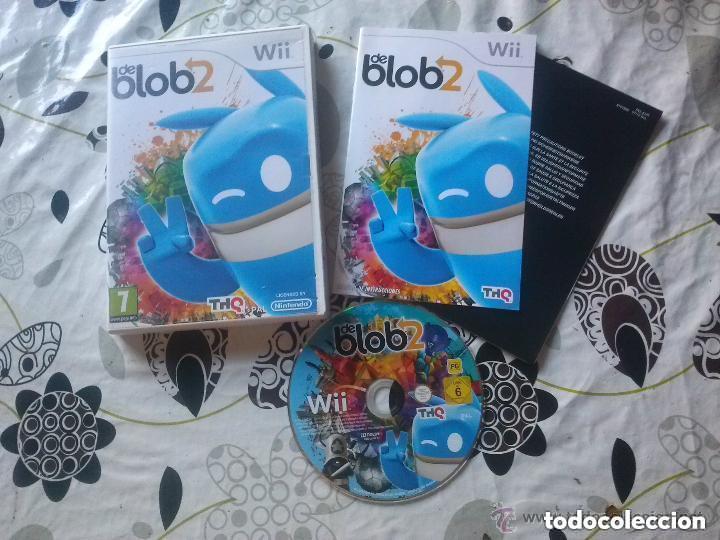 JUEGO NINTENDO WII DE BLOB 2 (Juguetes - Videojuegos y Consolas - Nintendo - Wii)