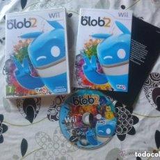 Videojuegos y Consolas: JUEGO NINTENDO WII DE BLOB 2. Lote 140664574