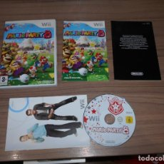 Videojuegos y Consolas: MARIO PARTY 9 COMPLETO NINTENDO WII PAL ESPAÑA COMO NUEVO. Lote 143153542