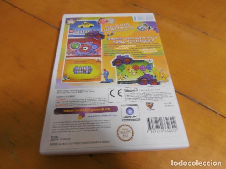 Juego Wii Cranium Kabookii Comprar Videojuegos Y Consolas