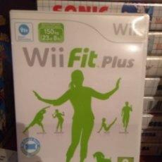 Videojuegos y Consolas: WII FIT PLUS LEER ANTES DE COMPRAR. Lote 145260226