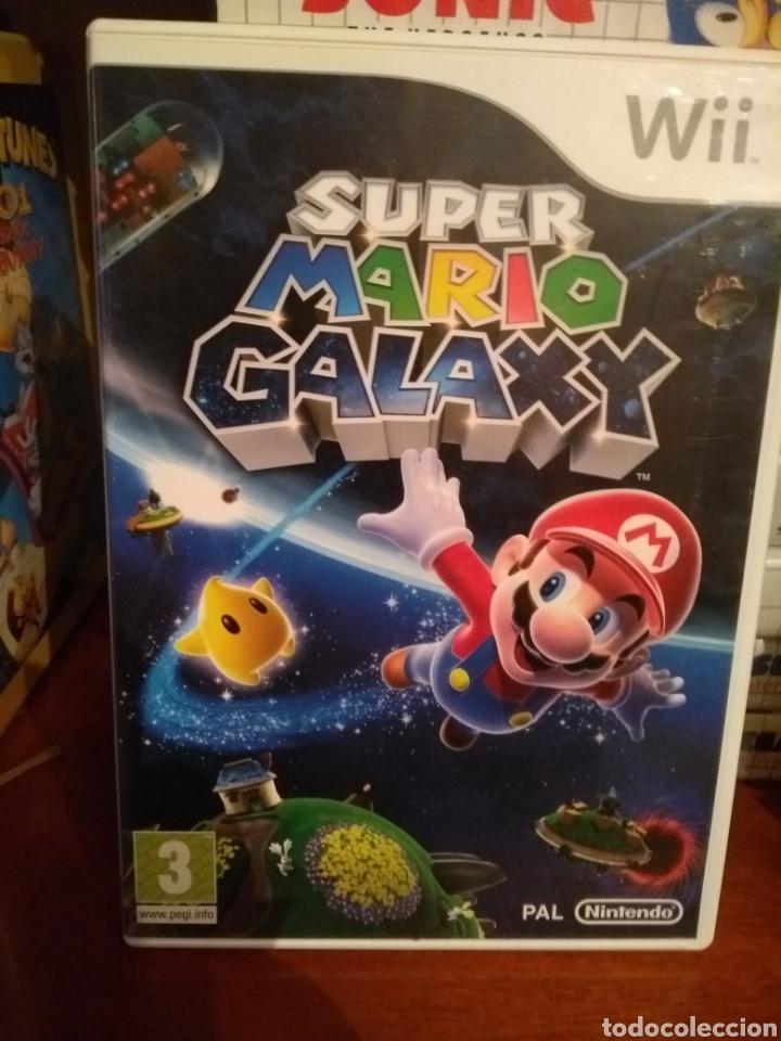 SUPER MARIO GALAXY WII (Juguetes - Videojuegos y Consolas - Nintendo - Wii)