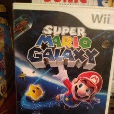 Videojuegos y Consolas: SUPER MARIO GALAXY WII. Lote 145260504