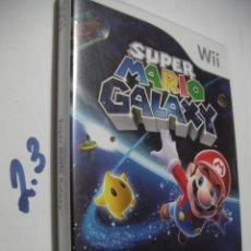 Videojuegos y Consolas: WII - SUPER MARIO GALAXY. Lote 145292110