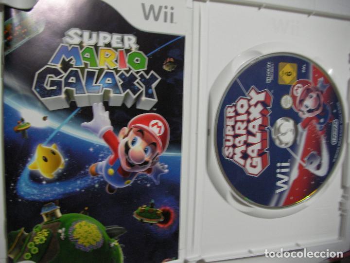 Videojuegos y Consolas: WII - SUPER MARIO GALAXY - Foto 2 - 145292110
