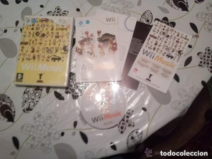 JUEGO NINTENDO WII WII MUSIC (Juguetes - Videojuegos y Consolas - Nintendo - Wii)