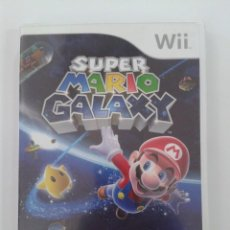 Videojuegos y Consolas: SUPER MARIO GALAXY. NINTENDO WII. Lote 146782990