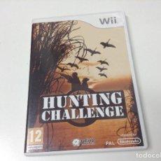 Videojuegos y Consolas: HUNTING CHALLENGE. Lote 147191450