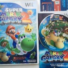 Videojuegos y Consolas: SUPER MARIO GALAXY 2 NINTENDO WII KREATEN. Lote 147202178