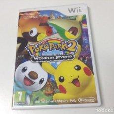 Videojuegos y Consolas: POKEPARK 2 WONDERS BEYOND. Lote 147541822