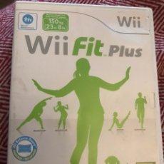 Videojuegos y Consolas: WII FIT PLUS. Lote 147601433