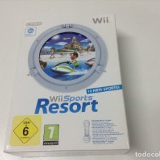 Videojuegos y Consolas: WII SPORTS RESORT + WII MOTION PLUS. Lote 150494026