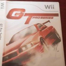 Videojuegos y Consolas: GT PRO SERIES (WII). Lote 150655494