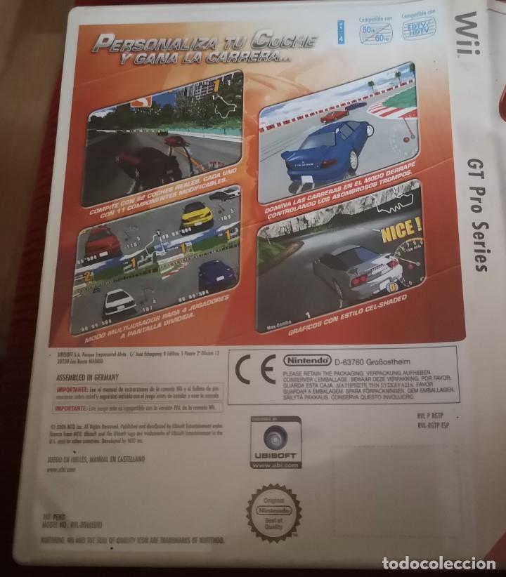 Videojuegos y Consolas: GT Pro Series (Wii) - Foto 2 - 150655494