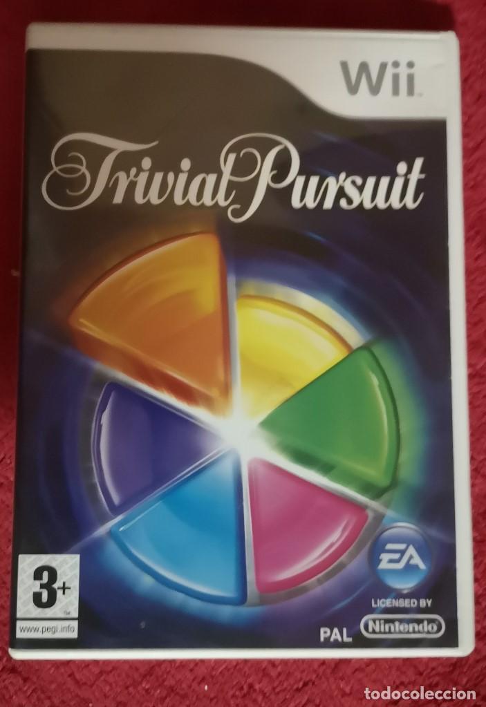 JUEGO NINTENDO WII TRIVIAL PURSUIT (Juguetes - Videojuegos y Consolas - Nintendo - Wii)