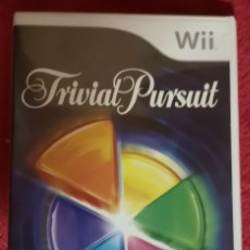 Videojuegos y Consolas: JUEGO NINTENDO WII TRIVIAL PURSUIT. Lote 151006938