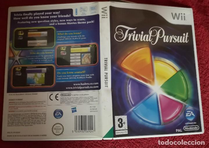 Videojuegos y Consolas: juego nintendo wii trivial pursuit - Foto 2 - 151006938