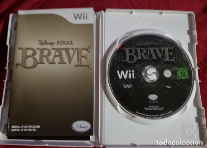 JUEGO WII DISNEY PIXAR BRAVE (Juguetes - Videojuegos y Consolas - Nintendo - Wii)
