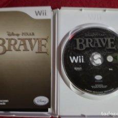 Videojuegos y Consolas: JUEGO WII DISNEY PIXAR BRAVE. Lote 151022238