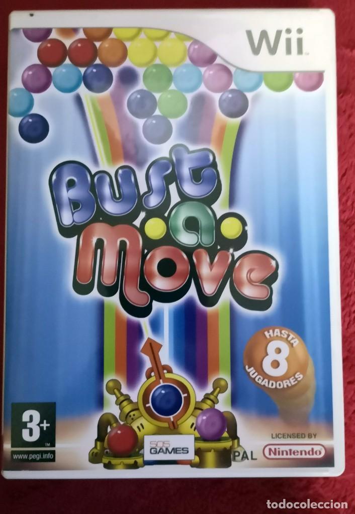 JUEGO BUST A MOVE PARA NINTENDO WII. HORAS Y HORAS DE DIVERSION ! (Juguetes - Videojuegos y Consolas - Nintendo - Wii)