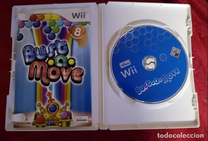 Videojuegos y Consolas: JUEGO BUST A MOVE PARA NINTENDO WII. HORAS Y HORAS DE DIVERSION ! - Foto 3 - 151023286
