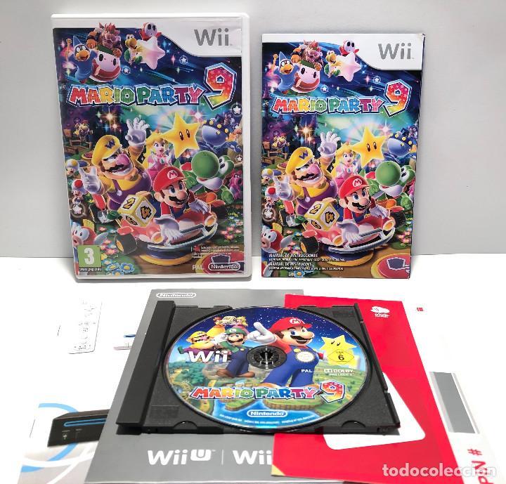 Mario Party 9 Nintendo Wii Kaufen Videospiele Und Konsolen