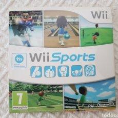 Videojuegos y Consolas: WII SPORTS. Lote 153600217