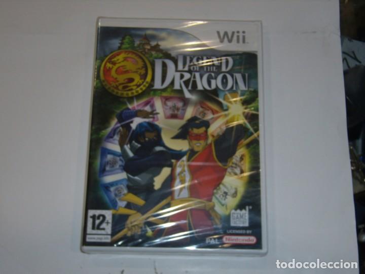 Videojuegos y Consolas: Juego Wii, Legend of the Dragon, Nuevo sin abrir, precintado. - Foto 2 - 153935134