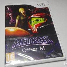 Videojuegos y Consolas: METROID : OTHER M ( NINTENDO WII - WII U - PAL - UK) PRECINTADO!. Lote 154635138