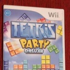 Videojuegos y Consolas: TETRIS PARTY DELUXE' PARA NINTENDO WII. Lote 155205634