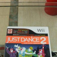 Videojuegos y Consolas: JUEGO WII. JUST DANCE 2. Lote 155590612