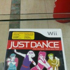 Videojuegos y Consolas: JUEGO WII. JUST DANCE. Lote 155592385