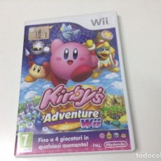 Videojuegos y Consolas: KIRBY'S ADVENTURE WII. Lote 155691398